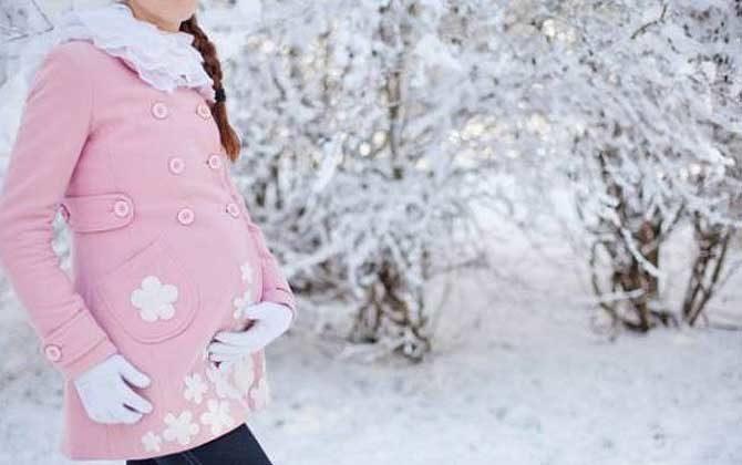 Kış Aylarında Hamile Annelere Tavsiyeler