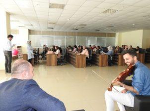 Manisa Demirci'de 'Hamile Buluşması' Etkinliği Düzenlendi