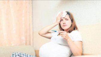Hamilelikte Grip Olan Anne Adaylarına Öneriler