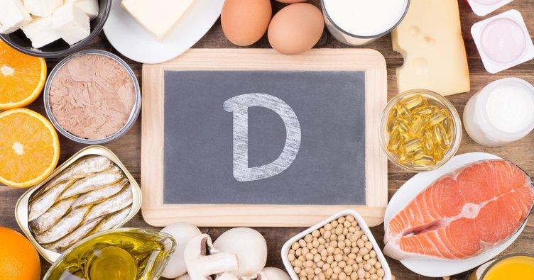 D Vitamini Doğum Sancısını Azaltıyor